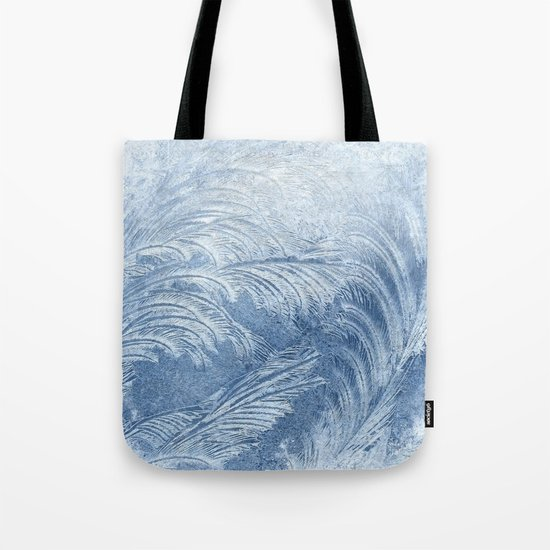 Frozen freeze Tote Bag