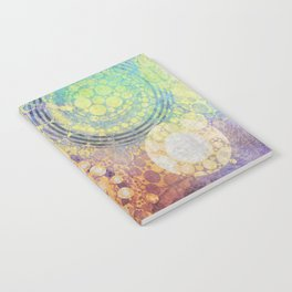 Circles Carnival Notebook
