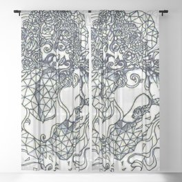 Nature & Techne G333 Sheer Curtain