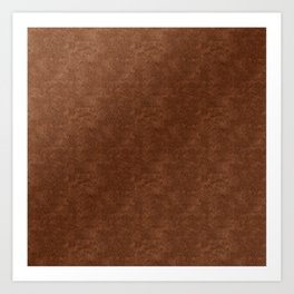Old Copper Look Art Print