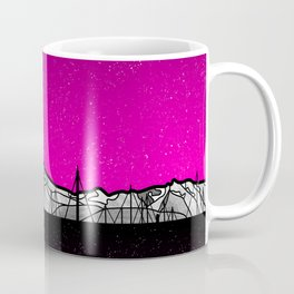 Kenai Mountains Coffee Mug