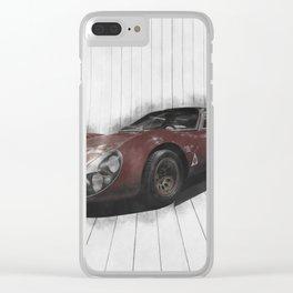 Alfa Romeo Clear iPhone Case