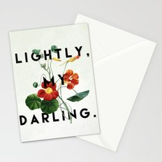 Lightly Stationery Cards