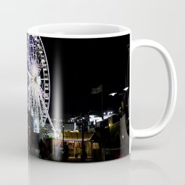 Ferris Wheel Cape Town Coffee Mug