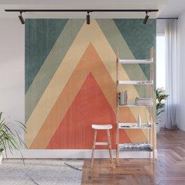 By The Fireside - Retro Arrows Wall Mural
