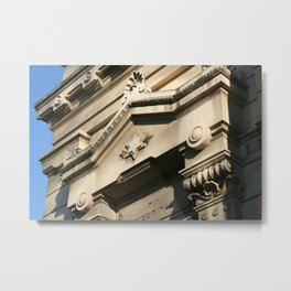 Roman Synagogue Metal Print