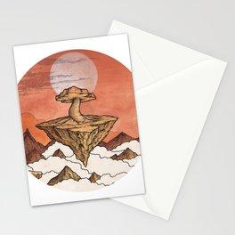 FOLLOW THE SMOKE .. Stationery Cards