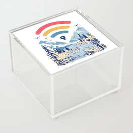 Internet Explorer Acrylic Box