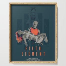 The fifth element Serving Tray