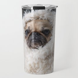 PUG VIBES Travel Mug