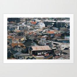 Kamakura, Japan Art Print