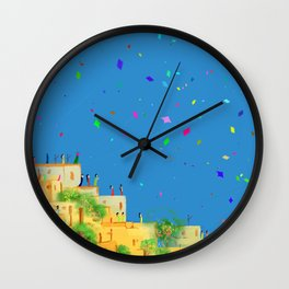Kites of Dreams... Wall Clock