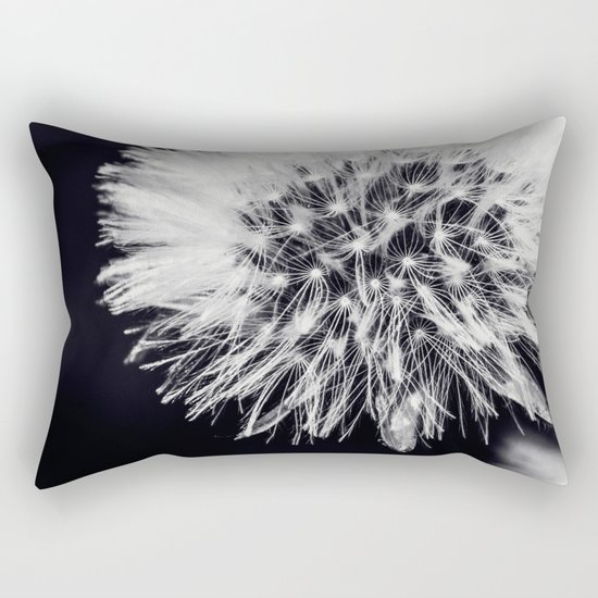 Dandelion Dream Rectangular Pillow