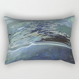 Deep Ocean Vast Sea Rectangular Pillow