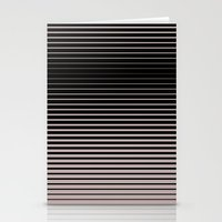 plain Stationery Cards featuring plain lines by My Big Fat Brand