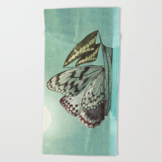 The Voyage Beach Towel