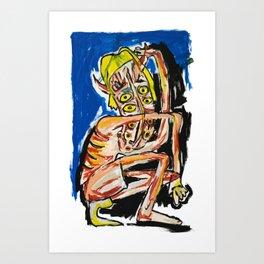 Viajante Art Print