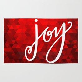Christmas Joy Rug