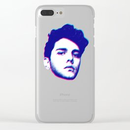 dolan Clear iPhone Case