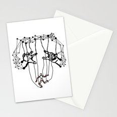 the Puppet Stationery Cards
