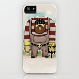 Twoody iPhone Case