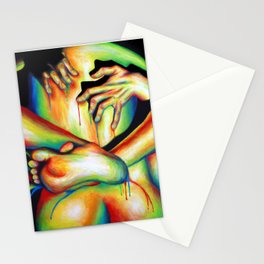 Passionate love Stationery Cards