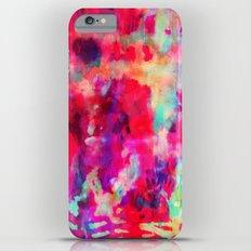 Hibiscus Dream iPhone 6s Plus Slim Case