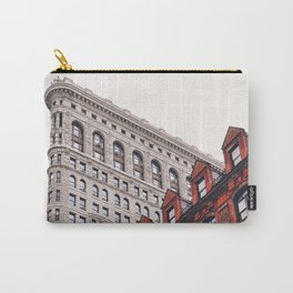 New York City - Flatiron Building Carry-All Pouch