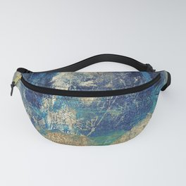 Night Horse Fanny Pack