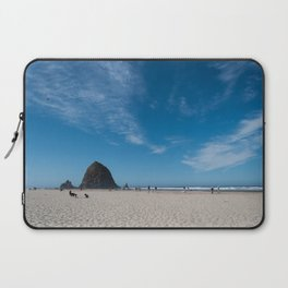 Haystack Rock, Cannon Beach Laptop Sleeve