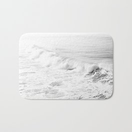 Pacific Ocean from Manhattan Beach Bath Mat