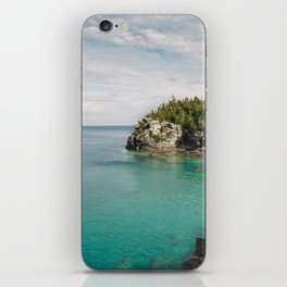 Bruce Peninsula in October iPhone Skin