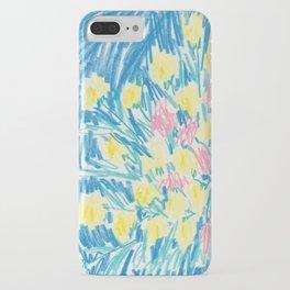 Floral I iPhone Case