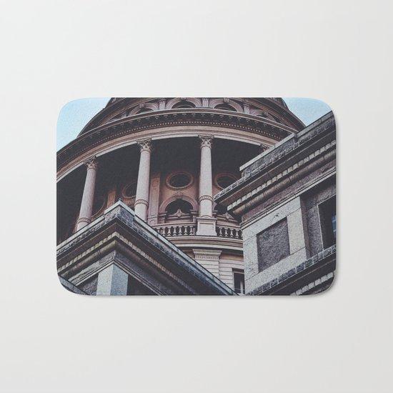 Capitol Building / Austin, Texas Bath Mat