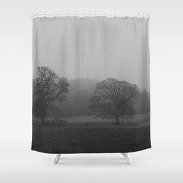 Calder Bridge Shower Curtain