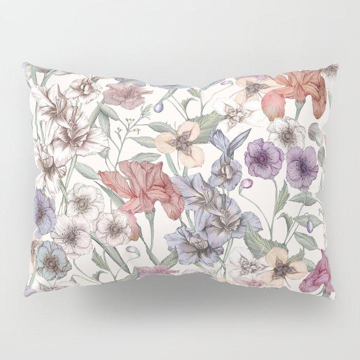 Magical Floral  Pillow Sham