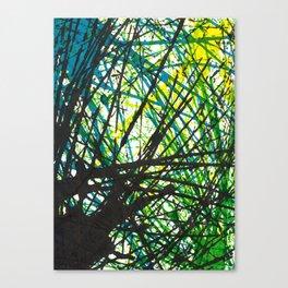 Marble Series, no. 2 Canvas Print