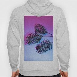 Seapunk Palm Leaves, Palm Leaf, Palm Tree Lover, 80s vibes Hoody