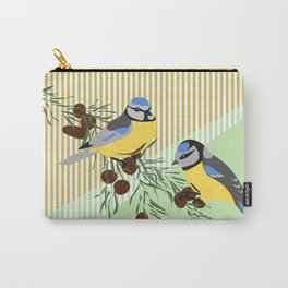 two birds in harmonie Carry-All Pouch