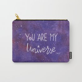 YOU ARE MY UNIVERSE Carry-All Pouch