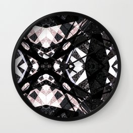 Spectral View Wall Clock