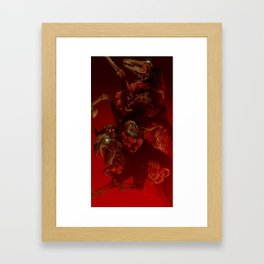 Ovaettir Framed Art Print