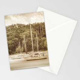 Smooth Sailing - Nostalgic Stationery Cards