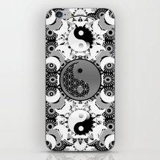 YinYang Sacred Geometry Totem iPhone Skin