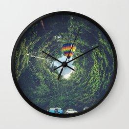Hole Wall Clock