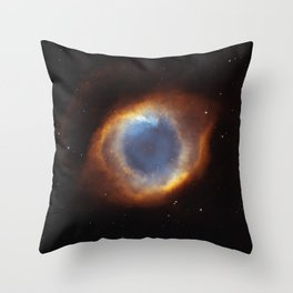 Helix Throw Pillow