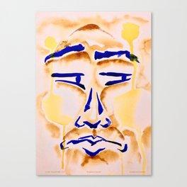 Suspicious Concern Canvas Print