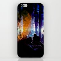 sterek iPhone & iPod Skins featuring Sterek by reliand