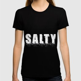 Salty Salty Funny Chef Chef Gift T-shirt