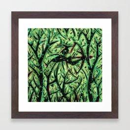 Orixás - Oxossi Framed Art Print